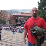 Rocking at Red Rocks
